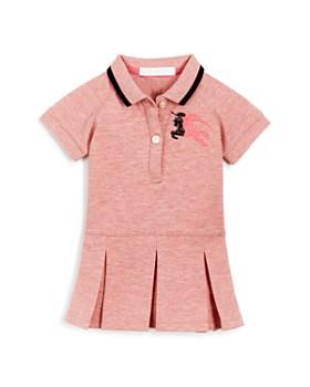 Burberry - Girls' Mini Mollyanna Polo Dress - Baby