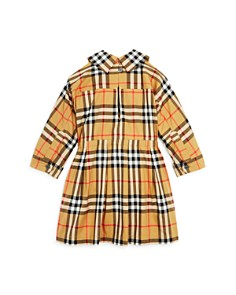 Burberry - Girls' Mini Crissida Vintage Check Dress - Baby