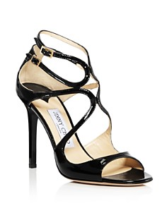 Jimmy Choo - Women's Lang 100 High-Heel Sandals