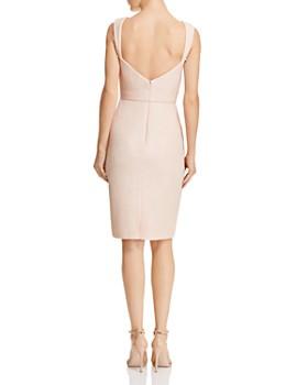 Aidan Mattox - Textured Knit Dress - 100% Exclusive