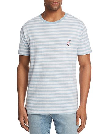 Barney Cools - Striped Flamingo Tee - 100% Exclusive
