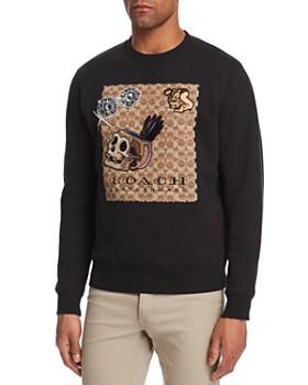 COACH - x Disney A Dark Fairy Tale Graphic Sweatshirt