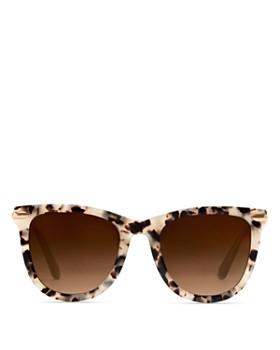 e46cb5c290b Krewe - Women s Simone 24K Square Sunglasses