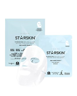 STARSKIN - Red Carpet Ready Hydrating Bio-Cellulose Second Skin Face Mask