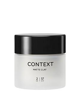 CONTEXT - Matte Clay
