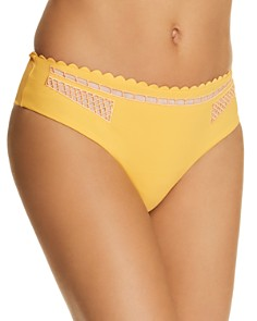 Red Carter - Peek-A-Boo Bikini Bottom