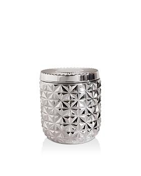Capri Blue - Citrus & Violet Haze Jumbo Gilded Faceted Jar Candle