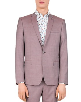 The Kooples - Psychedelic Diamond Classic Fit Sport Coat