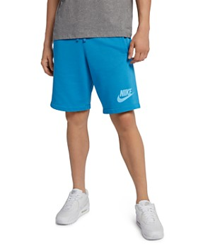 Nike - Faded Wash French Terry Shorts