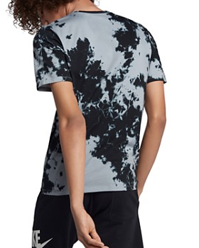 Nike - Tie-Dye Logo Tee