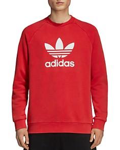 adidas Originals Trefoil Crewneck Sweatshirt - Bloomingdale's_0