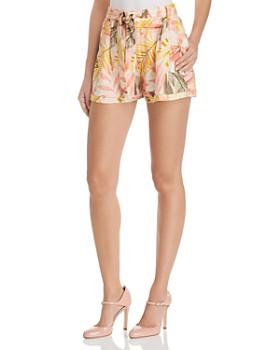 Joie - Jaklynn Floral-Print Shorts