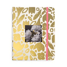kate spade new york Large 13-Month Agenda - Gold Floral - Bloomingdale's_0