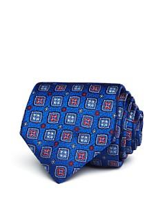 Canali - Square Medallion Classic Tie