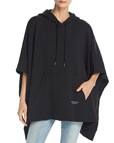 Burberry Lelia Jersey Hooded Poncho - Bloomingdale's_0