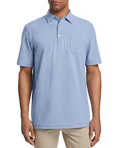 Johnnie-O Gentry Striped Regular Fit Polo Shirt - Bloomingdale's_0