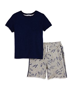 Splendid Boys' Pocket Tee & Surfboard-Print Shorts Set - Little Kid - Bloomingdale's_0