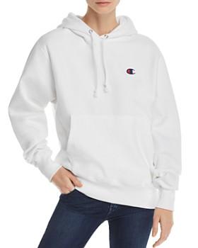 Champion - Fleece Hooded Sweatshirt