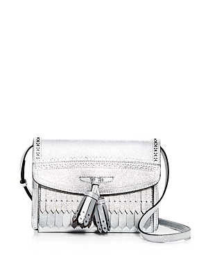 Burberry Macken Leather Crossbody