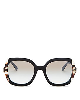 Prada - Women's Etiquette Square Sunglasses, 54mm