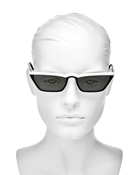 Prada - Women's UltraVox Slim Cat Eye Sunglasses, 58mm
