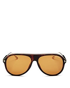 2bfe884ac5f Versace Men s Brow Bar Mirrored Sunglasses