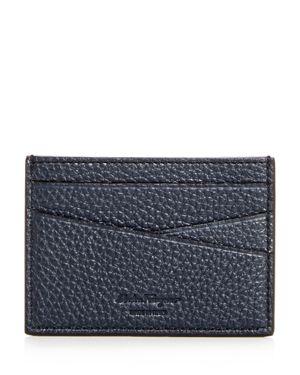 Salvatore Ferragamo New Firenze Leather Card Case