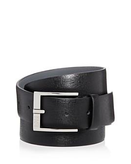 BOSS Hugo Boss - Men's Clo 3.0 Embossed Leather Belt