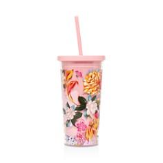 ban.do - Garden Party Sip Sip Tumbler with Straw
