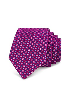 Ted Baker Micro Frame Circle Classic Tie - Bloomingdale's_0