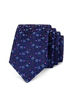 Ted Baker Vine Botanical Skinny Tie - Bloomingdale's_0