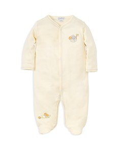 Kissy Kissy Unisex Embroidered Animal Footie - Baby - Bloomingdale's_0