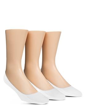 Calvin Klein - No Show Liner Socks, Pack of 3