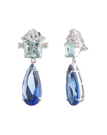 Carolee - Pear Drop Earrings