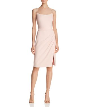 Laundry by Shelli Segal Draped Crepe Dress - 100% Exclusive 2991252