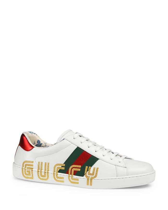 5d689e755beb5 Gucci - Men s Guccy Ace Sneakers