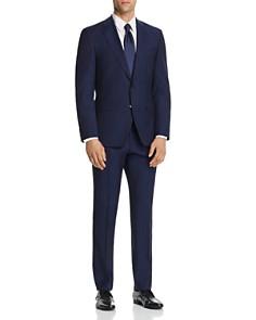 BOSS - Johnstons/Lenon Regular Fit Subtle Pinstripe Suit