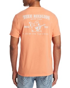 True Religion - Buddha Logo Tee