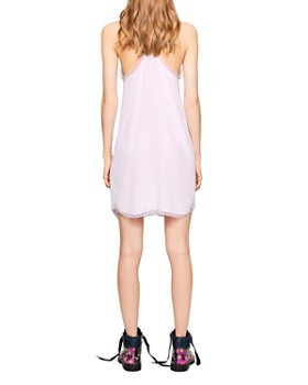 Zadig & Voltaire - Carolina Silk Slip Dress