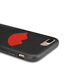 Clare V. - Red Lip iPhone 6/7/8 Plus Case