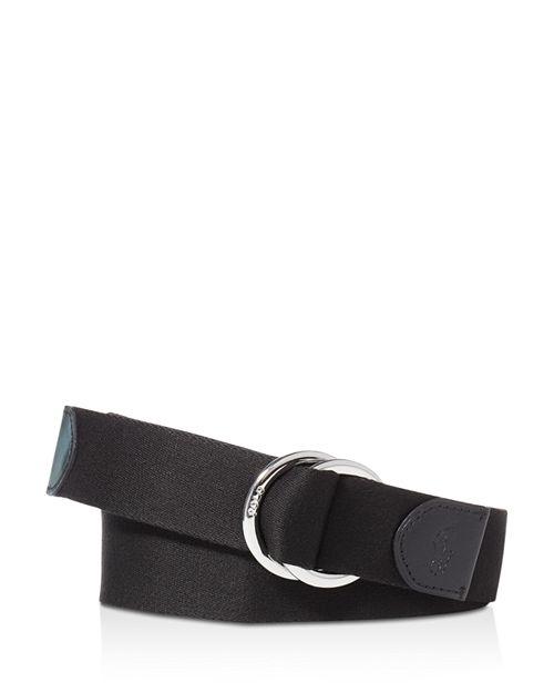 Ralph Lauren - Webbed O-ring Belt