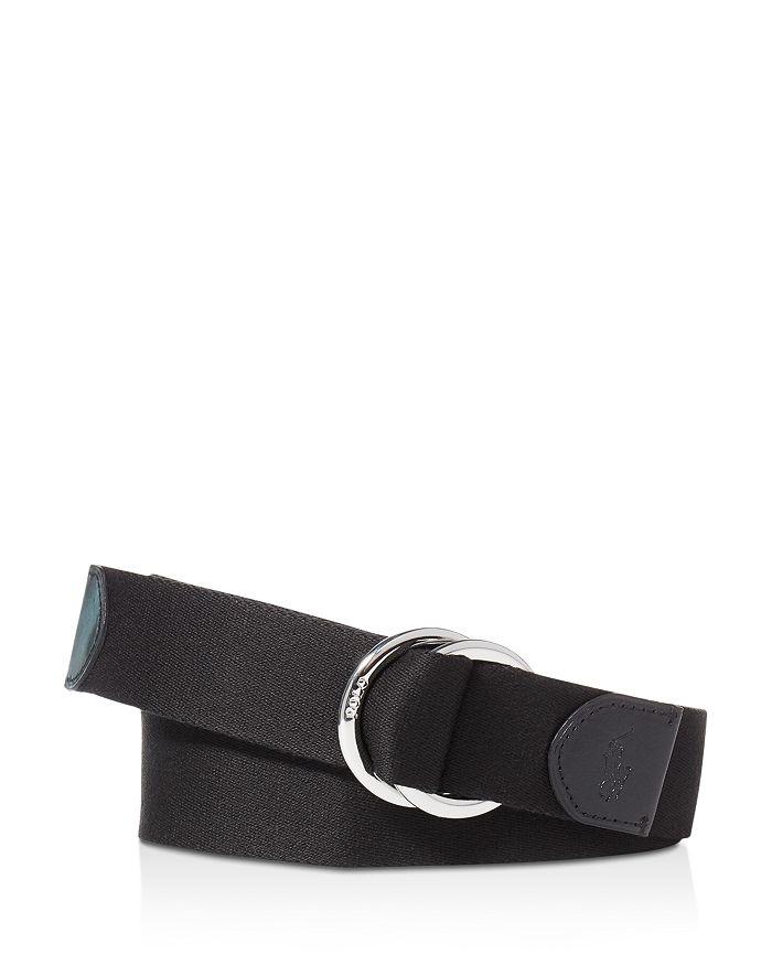 Polo Ralph Lauren - Webbed O-ring Belt