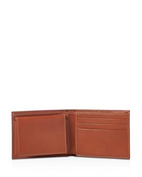 Ralph Lauren - Burnished Leather Passcase Wallet