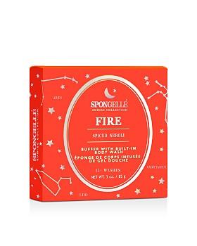 Spongelle - Zodiac Fire Body Wash Infused Buffer - Spiced Neroli