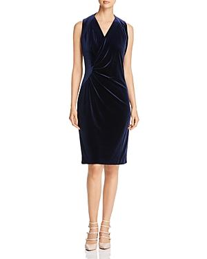 Elie Tahari Dolly Velvet Sheath Dress - 100% Exclusive
