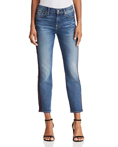 7 For All Mankind - Roxanne Ankle Skinny Jeans in Luve Vintage Femme - 100% Exclusive