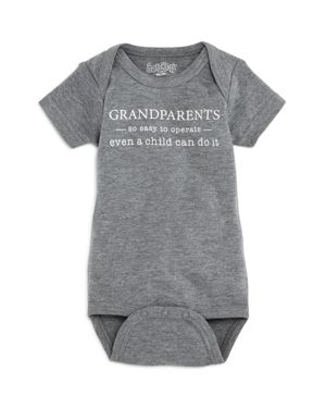 Sara Kety Unisex Grandparents Bodysuit, Baby - 100% Exclusive