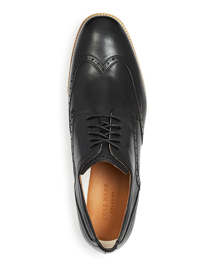 a572106c29 Cole Haan Men's Original Grand Leather Brogue Wingtip Oxfords ...