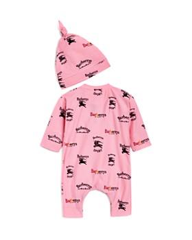 Burberry - Girls' Sport Logo 2-Piece Playsuit Set - Baby
