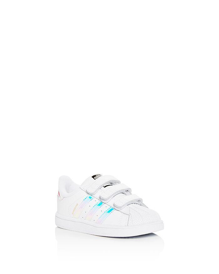 Adidas - Unisex Superstar Sneakers - Walker, Toddler